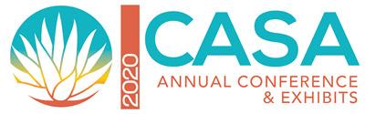 CASA 2020 Conference Logo