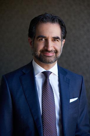 Dr Alexandre Rasouli